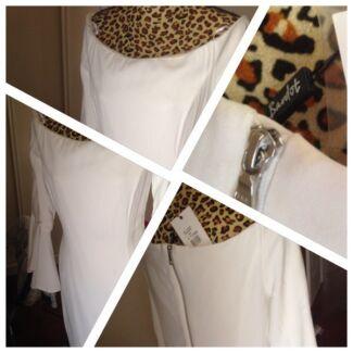 Wanted: Bardo white dress