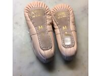Freed of London leather ballet shoes for young child