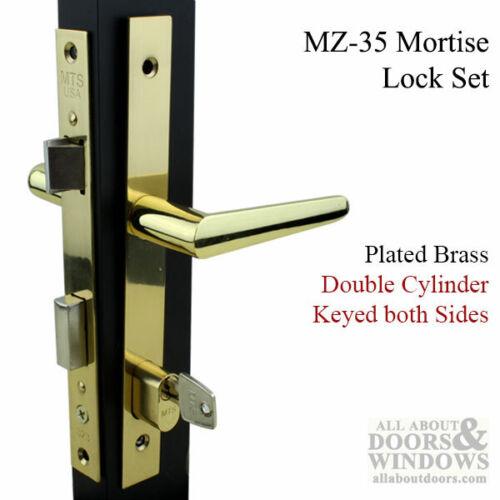 Papaiz MZ35 Storm Door LOCK