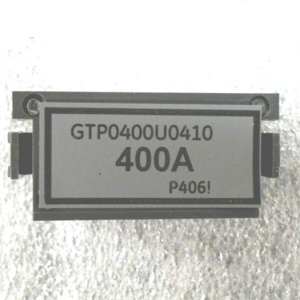 GTP0400U0410 400 Amp Entelliguard TU Rating Plug