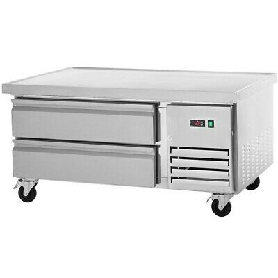 Arctic Air Arcb36 36 Two Drawer Commercial Refrigerated Chef Base Ss Nsf
