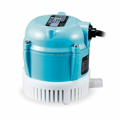 Little Giant 1-t - 3.4 Gpm 1150 Hp Submersible Fountain Pump W 10 Cord