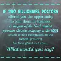 Tired of your mean boss and crappy pay?  Team with me!