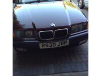 BMW 323i 2.5