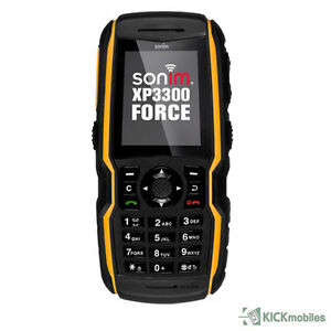NEW-SONIM-XP3300-FORCE-YELLOW-RUGGED-UNLOCKED-PHONE
