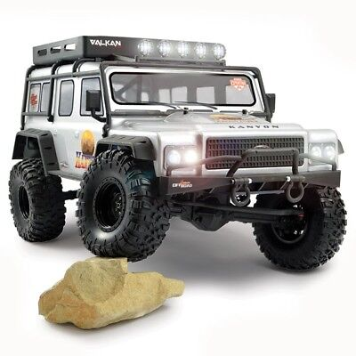 FTX Kanyon 4X4 Rtr 1:10 XL Trail Rock Crawler RTR Incl Batt + Charger  FTX5563