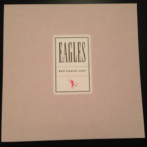 Eagles HELL FREEZES OVER double vinyl LP live GLENN FREY geffen 2014 reissue - <span itemprop='availableAtOrFrom'>Lódz, Polska</span> - Eagles HELL FREEZES OVER double vinyl LP live GLENN FREY geffen 2014 reissue - Lódz, Polska