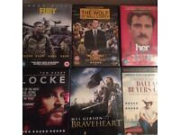 DVDs - Award Winning Films