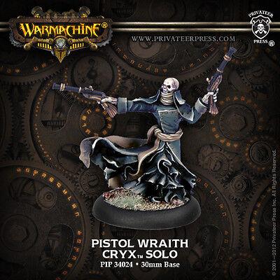 Warmachine: Cryx Pistol Wraith Solo PIP 34024