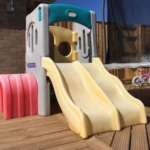 Little Tikes Climber with double slide