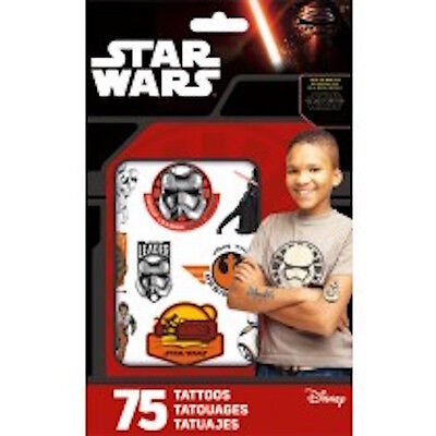 75 Star Wars Tattoos The Force Awakens Teacher Supply Party Favors Birthday