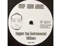 Deep Medi Muzik - Sir Spyro - Topper Top - Vinyl