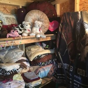 Yard and shed sale all for sale