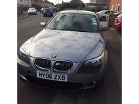 BMW 5 series 2.5d m sport