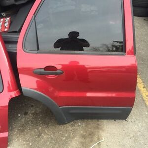 2001 - 2007 Ford Escape doors