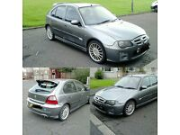 Mgzr 2004 petrol 5dr 1.4. Will swap also