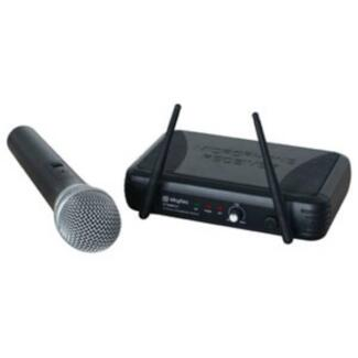 HIRE MICRO UHF 1CH WIRELESS MICROPHONE  From $15