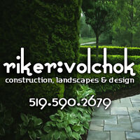 Professional Landscaping - Decks, Interlock, Gardens, Sod & more