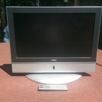 26 lcd TV with built in DVD player