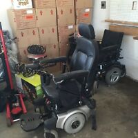 Small electric wheelchair for sale