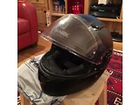 Shark Motorcycle Helmet