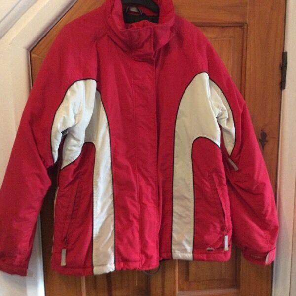 Dare2be ski winter jacket size 10