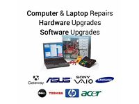 Laptop / Computer Repairs and Fixes - Cheap & Reliable - LE5 5BX