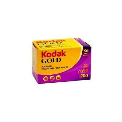 Film Kodak Film Gold 36 Photos 200 ISO 35 mm. Long Expiry