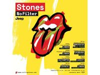Rolling Stones with support Florence + The Machine - Fri 25 May, London Stadium - Seated