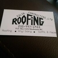 EGLIN CONTRACTING LTD ''ROOFING