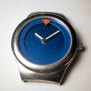 Men fossil watch local deals on jewelry watches in city of superman fossil wrist watch mens large warner bros freerunsca Choice Image