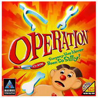 Operation the PC Game (rare) great for learning!