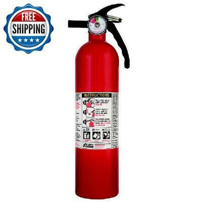 Fire Extinguisher Dry Chemical Emergency Home Car Truck Garage Kitchen Safety