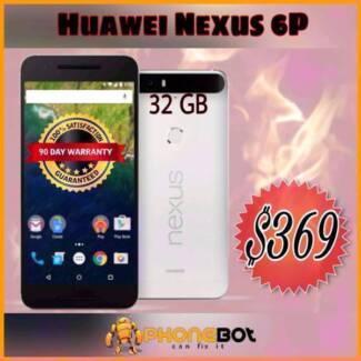 Pre owned Huawei Nexus 6p @ Phonebot