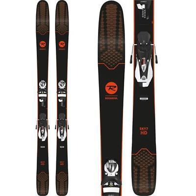 NEW 2018 Rossignol Sky 7 HD Skis w/ Konect NX 12 Dual WTR B120 Bindings – 172cm