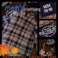 Men's Items - clothing, coats and shoes