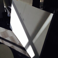 Large White Table For Sale