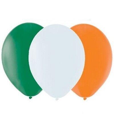 60 X st Patricks Tag Irische Flagge Farbig - St Patricks Party