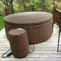 2- 6 person Softub in Perfect Condition For Sale