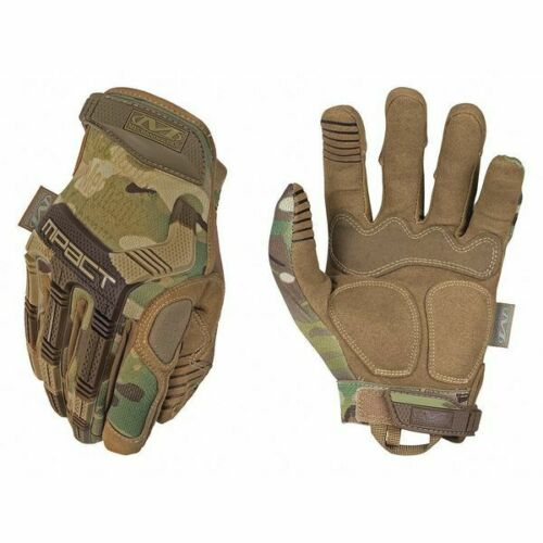 Mechanix MPact Gloves Medium Multi Cam MPT-78-009