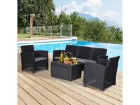 Outdoor Garden Furniture Set 5-Seater