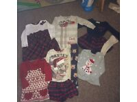 Girls Christmas bundles mostly next 12-18 months