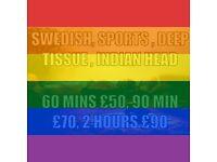 GAY MALE MASSAGE