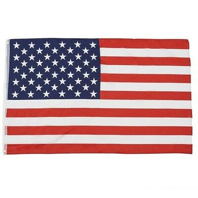 "2' x 3' American Flag w/ Grommets - United States of America - USA US 24"" x 36"""