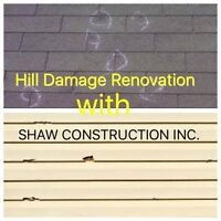 Welcome Hill Damages Renovation 306 881 5555