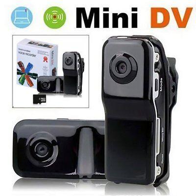 Mini Hidden DV Webcam Camcorder Small Pocket Sports DVR Vide