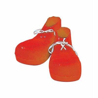 Rot Jumbo Clown Schuhe Halloween Kostüm Zubehör - Halloween Clown Schuhe