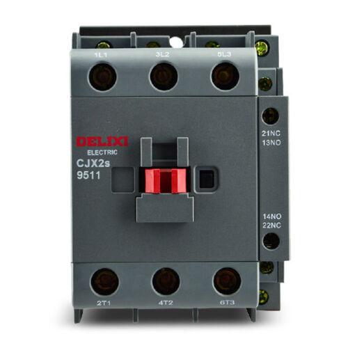 1pc New Delixi  Cjx2s-9511  Ac220v