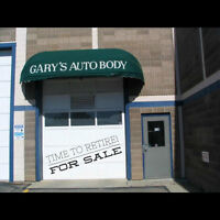 Auto Body Repair Business for Sale in St. Albert Alberta