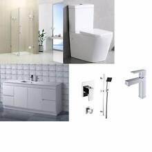 Bathroom stone top vanity package 1 Moorabbin Kingston Area Preview